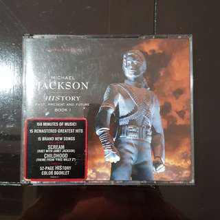 Michael Jackson Music CDs