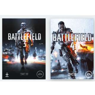 [ORIGIN] (18 Games) Battlefield 4 with Premium + All Unlocks