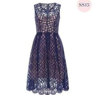 Alannah Hill Last Goodbye Lace Dress