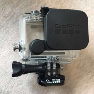 GoPro4 dive housing