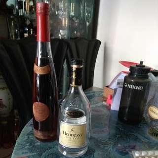 Hennessy 軒尼斯700ml吉樽一個