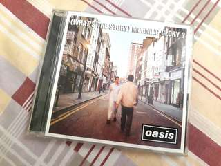 Oasis CD (USA pressed)