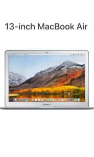 13 inch MacBook Air