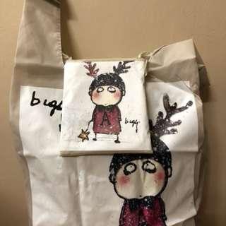 B.Wing 環保袋 recycle bag type B