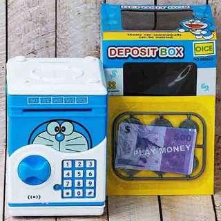 Celengan Brankas - Deposit Box