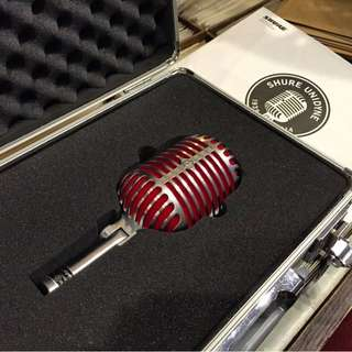 Shure 5575LE classic microphone (limited edition)