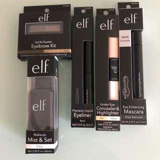 Elf Eyebrow Kit Eyeliner Mascara