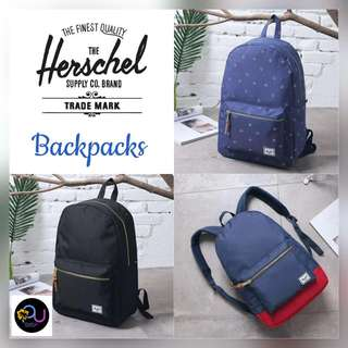 Herschel Backpack Settlement
