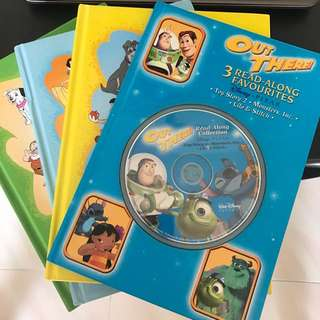 [DISNEY/GROLIER] Children's Books