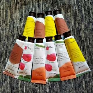 (2x30ml) Innisfree Jeju perfumed handcream Korea packaging