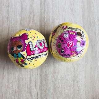 LOL Surprise Confetti Pop series 3