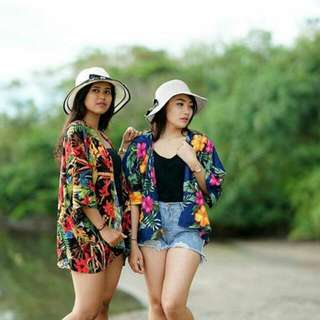 Tropical Forever Outwear