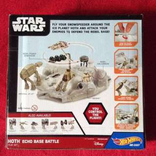 Hot Wheels Star Wars Playset