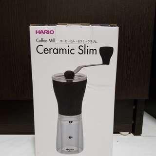 HARIO ceramic slim coffee mill