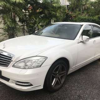 MERCEDES BENZ S350 (2 Colours)