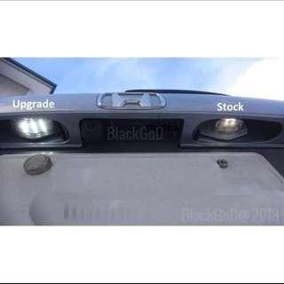 Honda Shuttle GK,GP ( Number plate light )