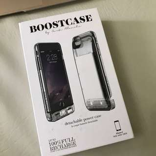 BOOST CASE iphone 6/6s