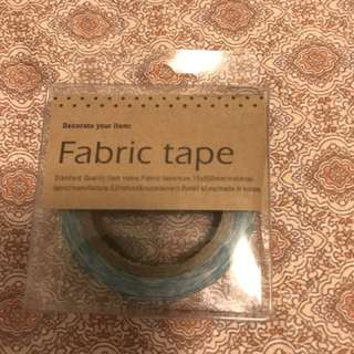 (New) Fabric Tape