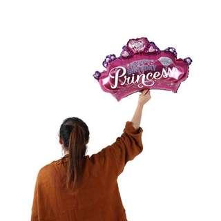 (Preorder) Princess Foil Balloon