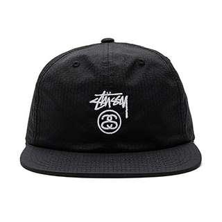 全新 Stussy Cap 帽 Black Strapback [Supreme Dickies Jordan]
