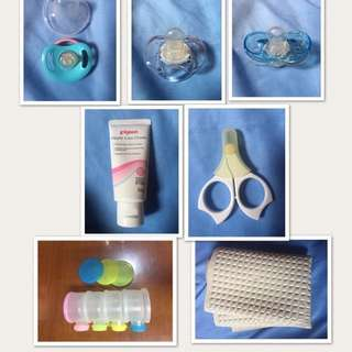 7in1 Baby Bundle items