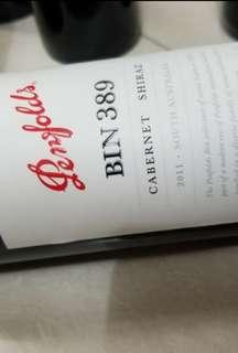 Penfolds Bin389 Year 2011