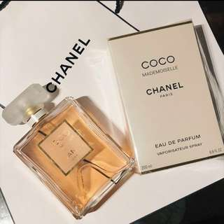 CHANEL 200 ml COCO mademoiselle