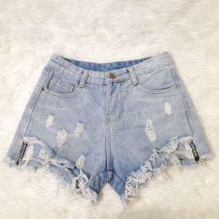 HW Denim Shorts