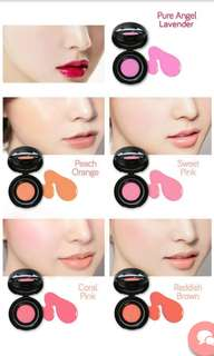 Vely Vely Water Cushion Blush