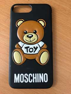 Moschino iPhone 7plus case 機殼