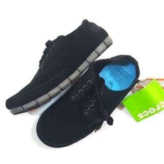 Leather Shoes CRM-01 CROCS