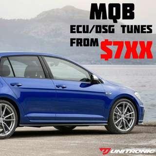 VW / Audi MQB Unitronic Tuning Sale!!
