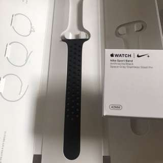 Apple watch Nike Sport Band 42mm