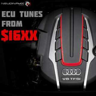 Audi V8 Twin Turbo Unitronic Tuning Sale!