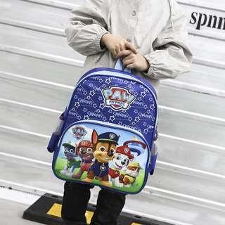 BMT380 - Paw Patrol School Backpack *Nylon*