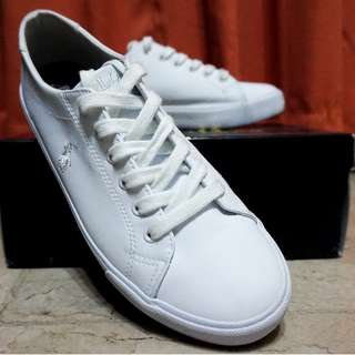 Original Polo Ralph Lauren Triple White sneakers