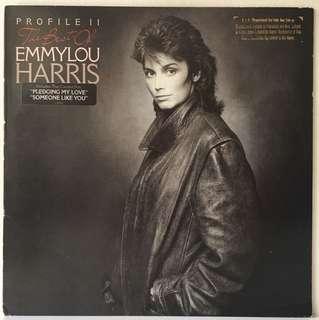Emmylou Harris – Profile II The Best Of Emmylou Harris (1979 USA Original - Vinyl is Mint - Rare Promo Copy)