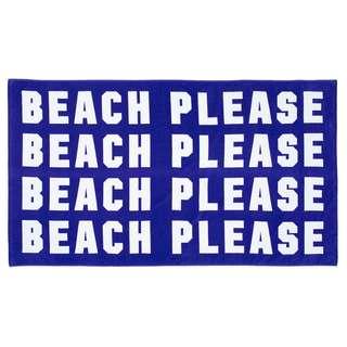 全新 Victoria's Secret 大毛巾 Beach Towel 沙灘毛巾 Pink VS Victoria 游泳 游水 洗澡 沖涼 浴巾