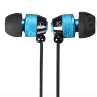 3.5mm In-Ear Earbuds Earphone Headset Headphone With Remote Mic For Cellphone Iphone Samsung