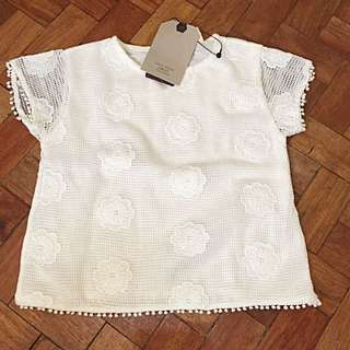 Zara Girls Top