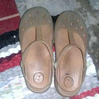 new era sepatu sandal wanita preloved
