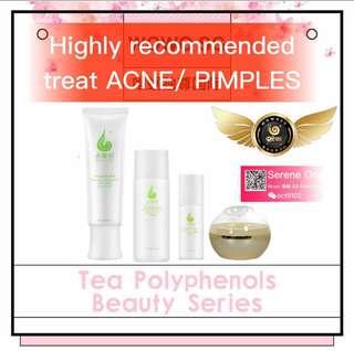 Wowo Tea polyphenols & Face Cream
