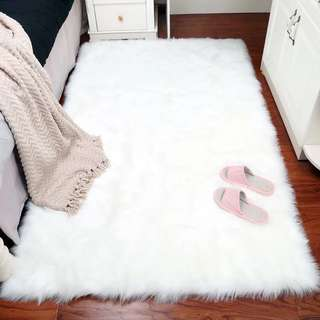 [SHIPS FREE] Luxurious Fluffy Carpet - Rectangle 50*100