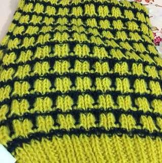 男女皆可用 日本品牌 The Emporium 圍巾