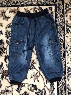hush papies jeans