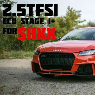 Audi New TTRS / RS3 Unitronic Tuning Sale!