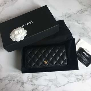 100%real n new Chanel Wallet classic