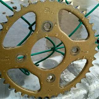 stt harden sprocket