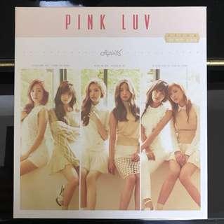 [淨碟連海報]Apink Pink Luv