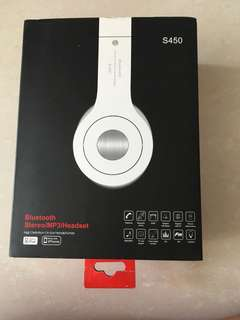 Bluetooth stereo/MP3/headset